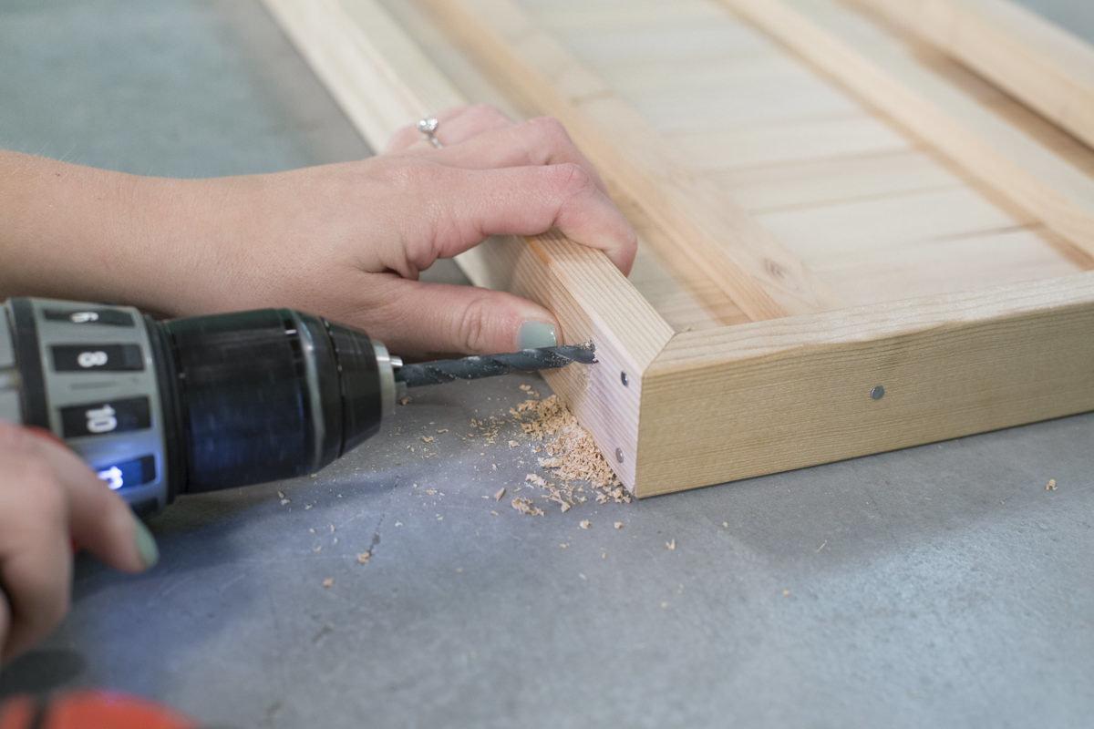 Dunn DIY How to Make a Dual Purpose Bathtub Caddy and Breakfast Tray Seattle WA 23