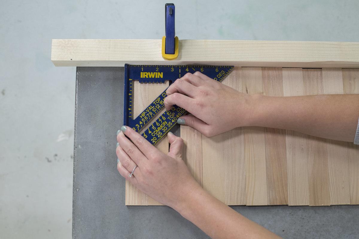 Dunn DIY How to Make a Dual Purpose Bathtub Caddy and Breakfast Tray Seattle WA 9