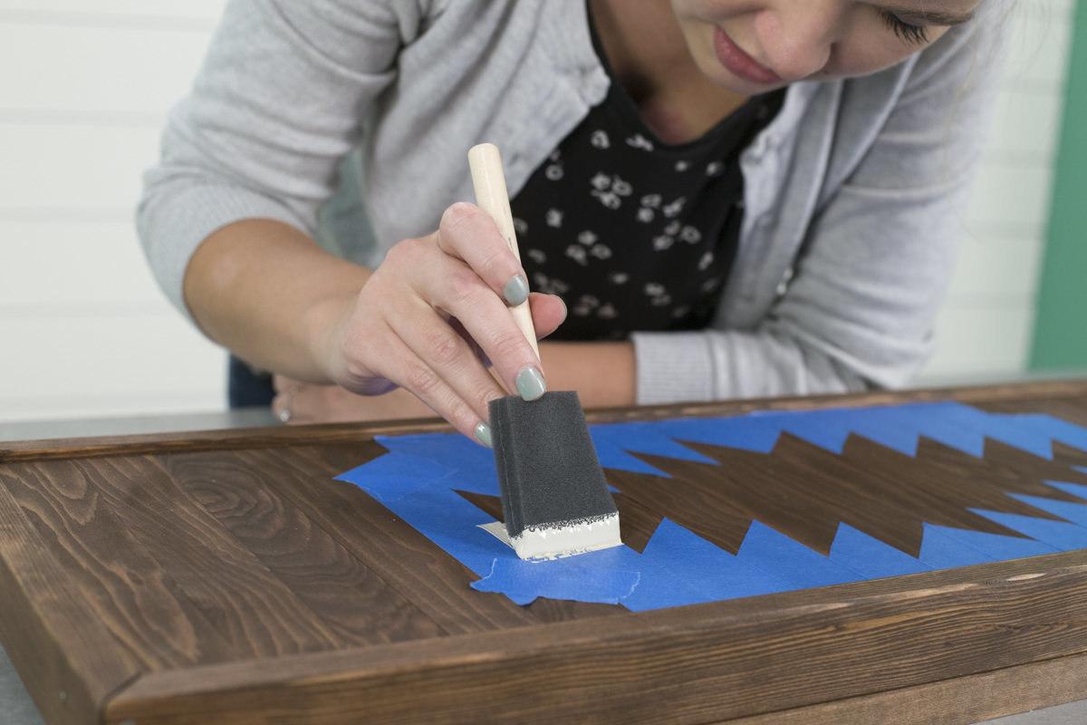 Dunn DIY How to Make a Dual Purpose Bathtub Caddy and Breakfast Tray Seattle WA 34