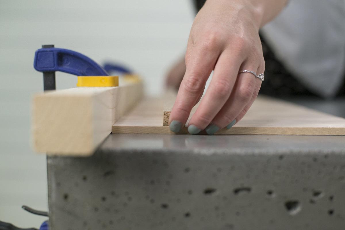 Dunn DIY How to Make a Dual Purpose Bathtub Caddy and Breakfast Tray Seattle WA 11