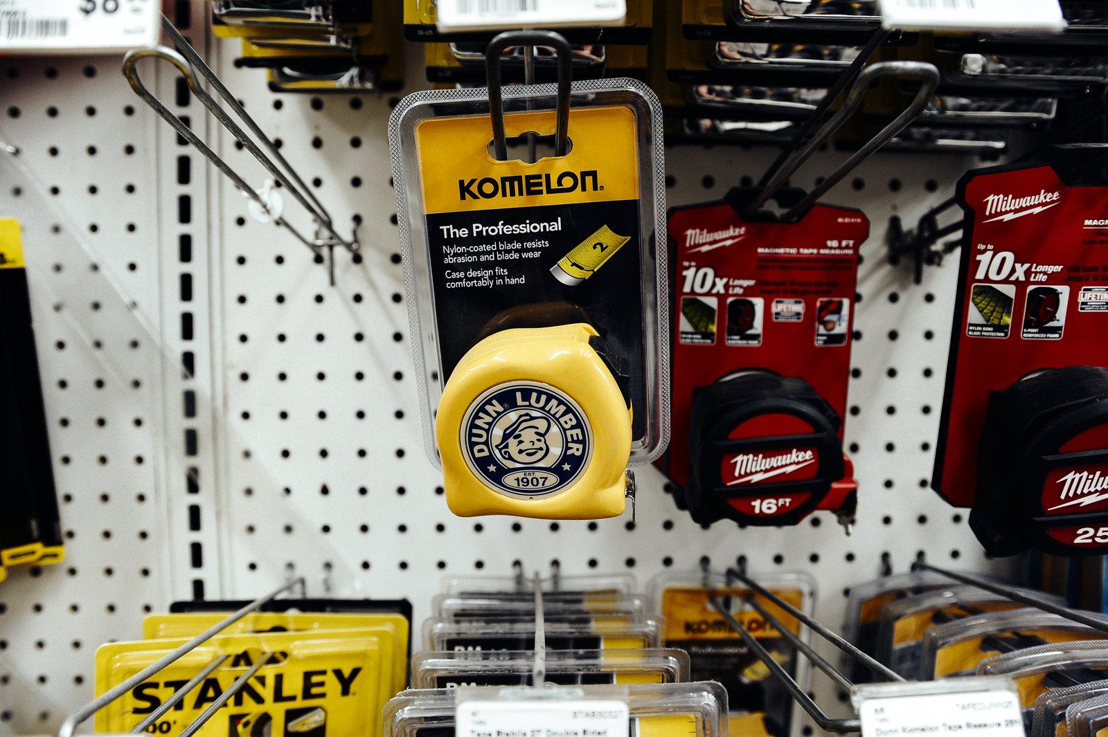 diy toolkit tape measure