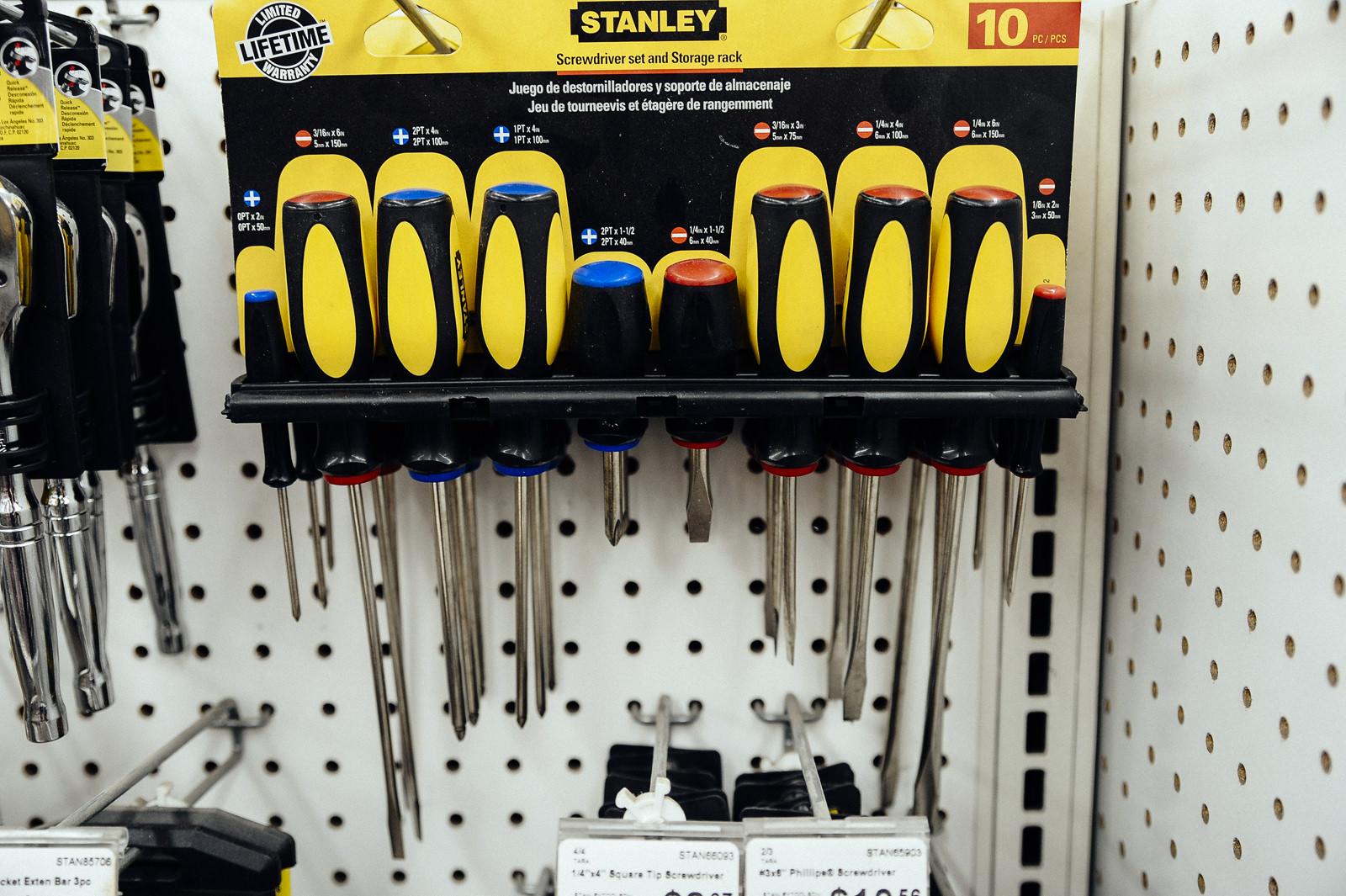diy toolkit screwdriver