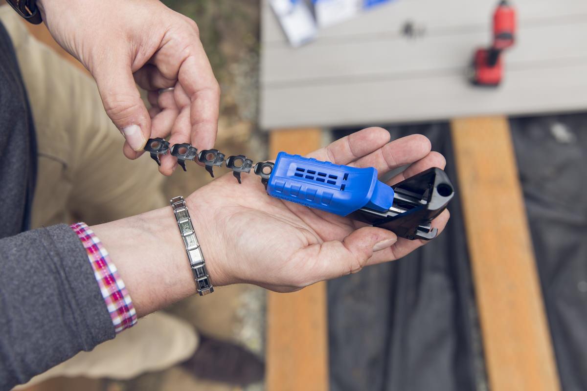 fusionloc hand driven tool