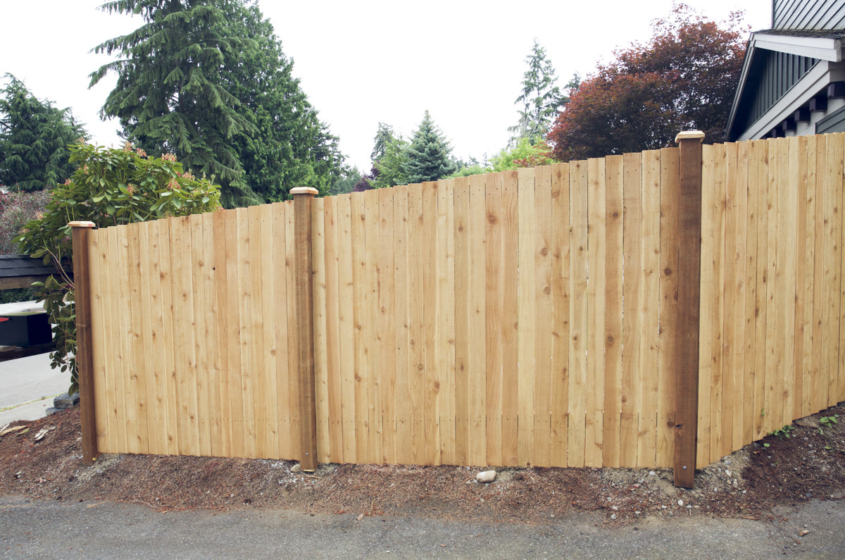 lifetime wood treatment on fence
