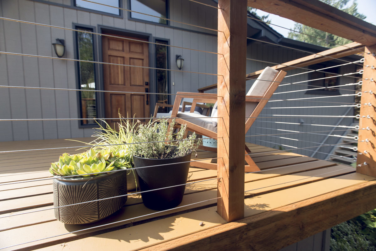 decking with penofin renewall