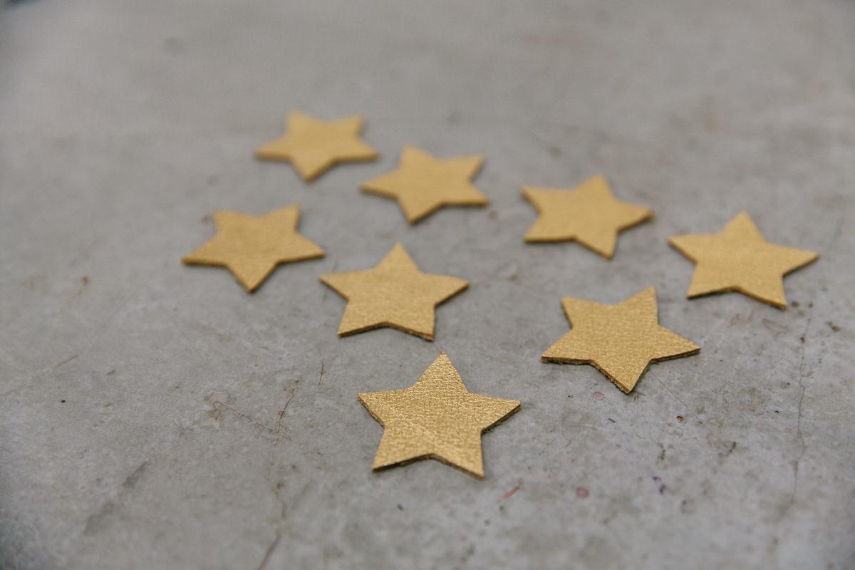Nursery Mobile Stars