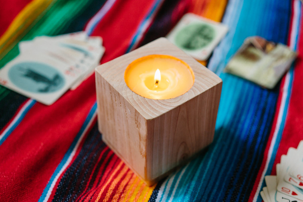 how to make a diy citronella candle