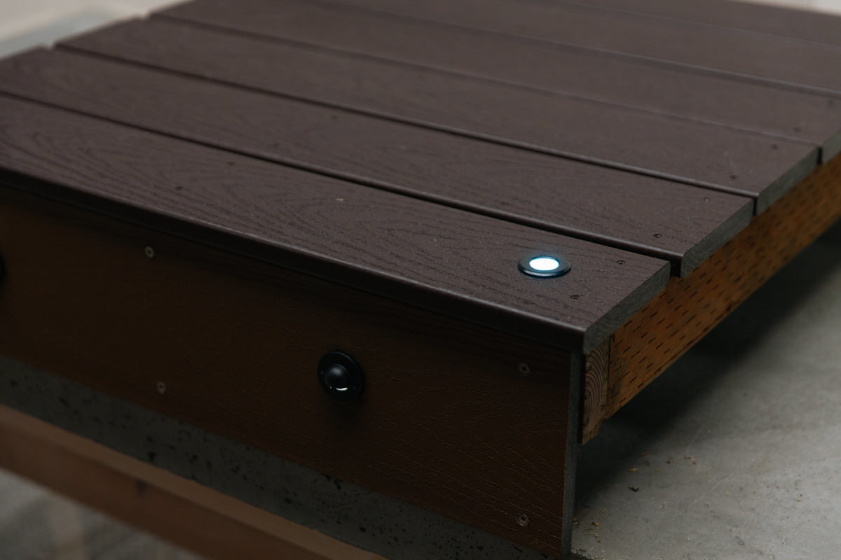 lights for your deck