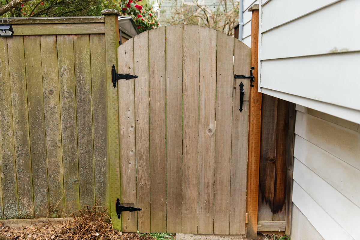 How To Install A Gate Latch Home Improvement Projects To