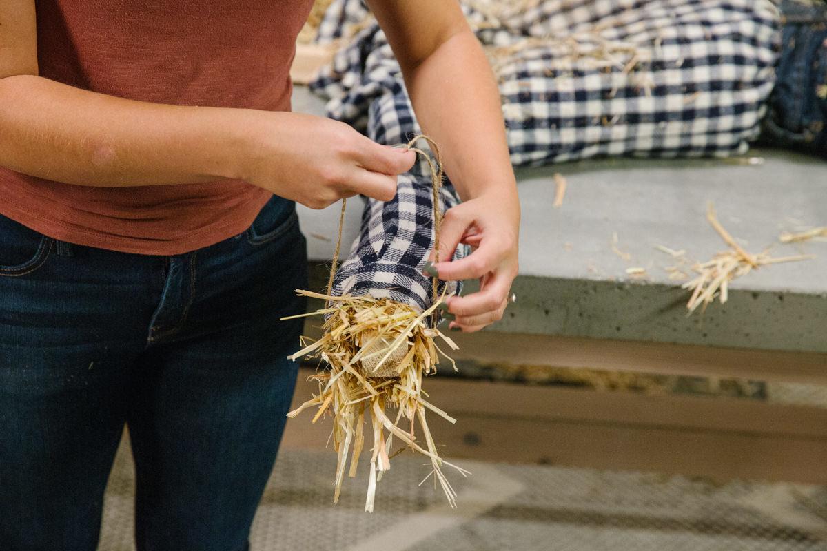 scarecrow arms