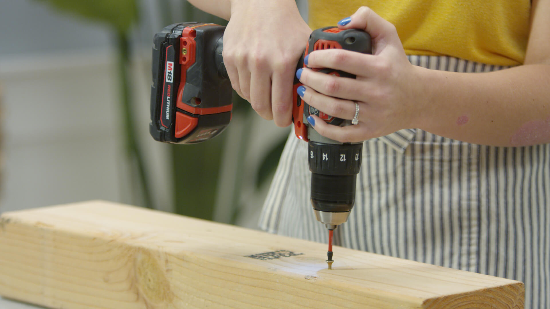 when to use a power drill