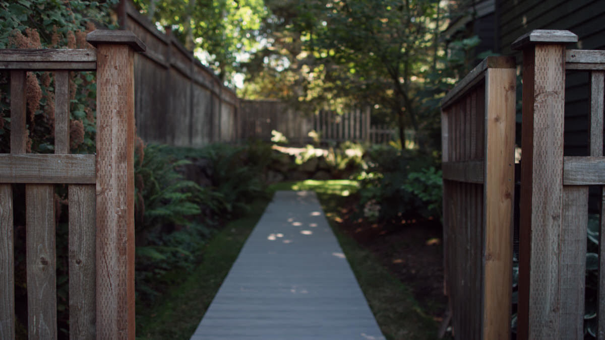 how to build a boardwalk