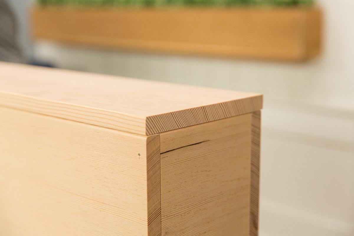 table end glue