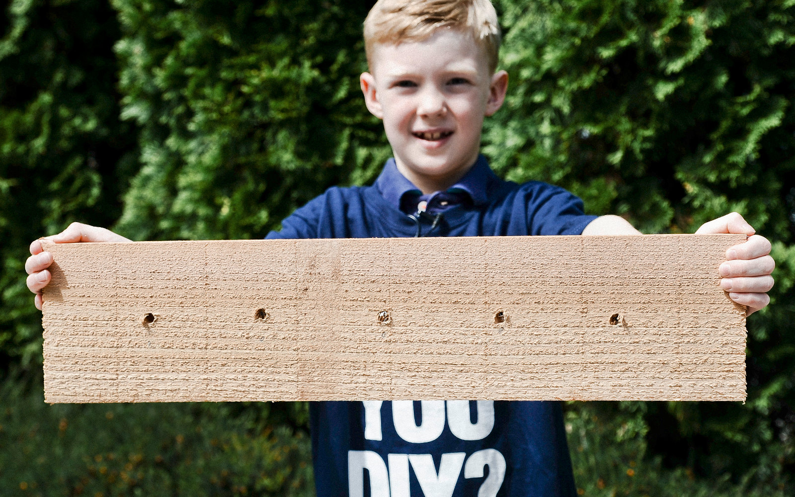 diy kids flower box wood