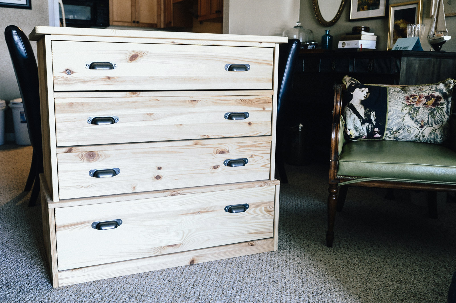 IKEA Dresser Hack - Home Improvement Projects to inspire and be ...