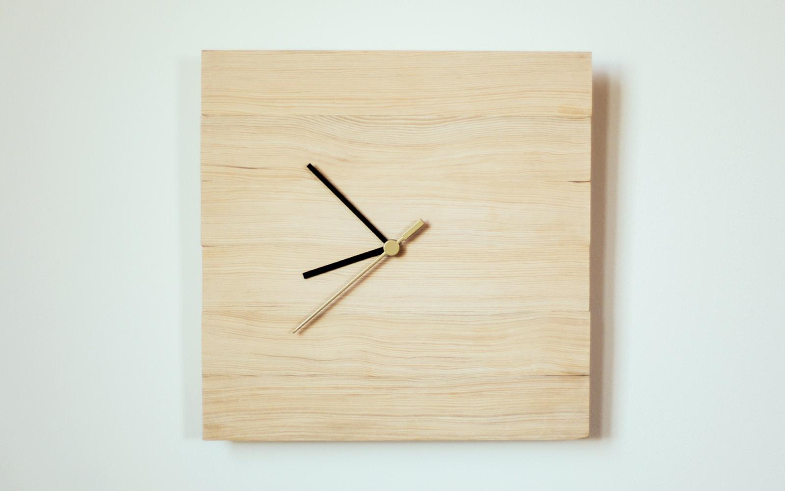 Ikea clock hack how to make your own idea clock dunn diy for Ikea tukwila wa