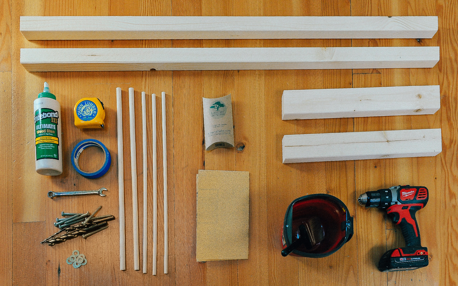 magazine rack materials