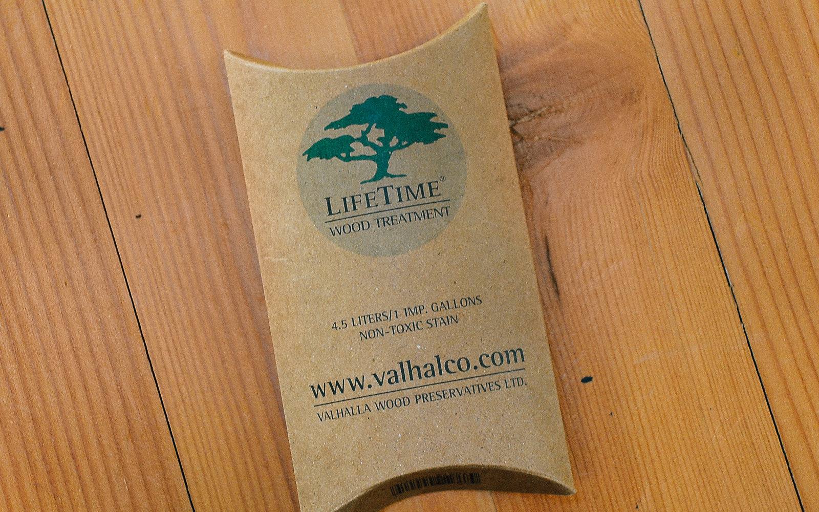 lifetime wood treatment