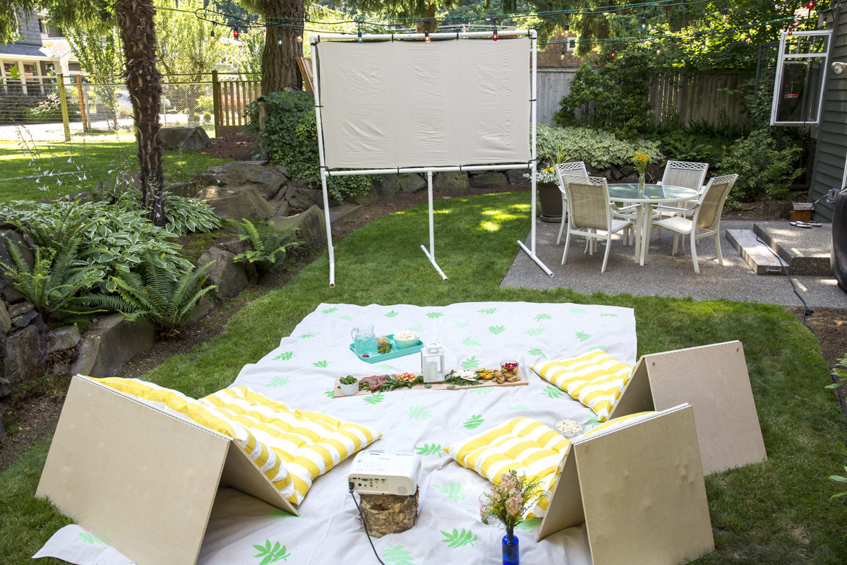 Dunn Diy Seattle Wa Movie Screen 07