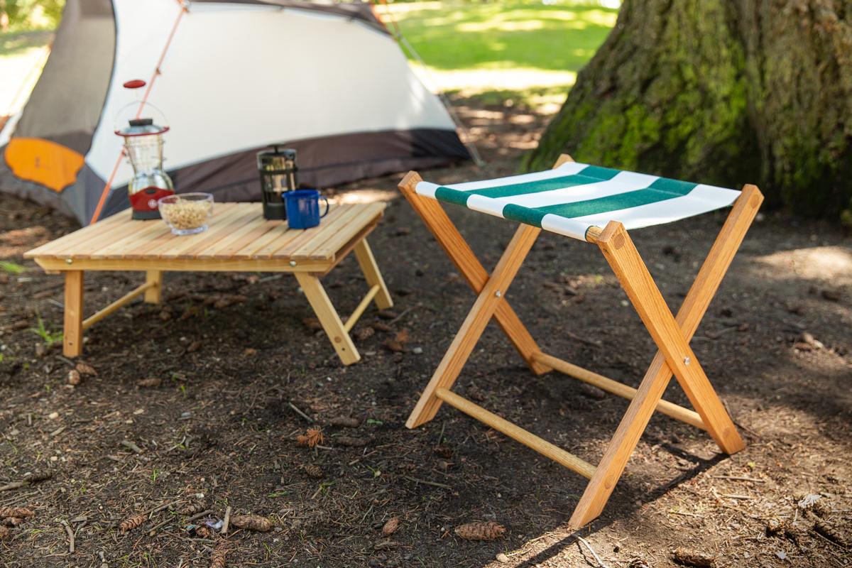 Dunn Diy Camping Stool 5416