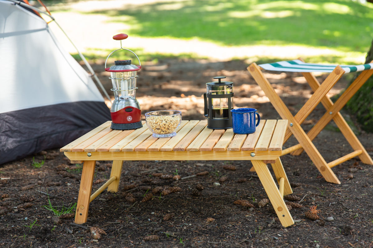 Dunn Diy Camping Table 5391