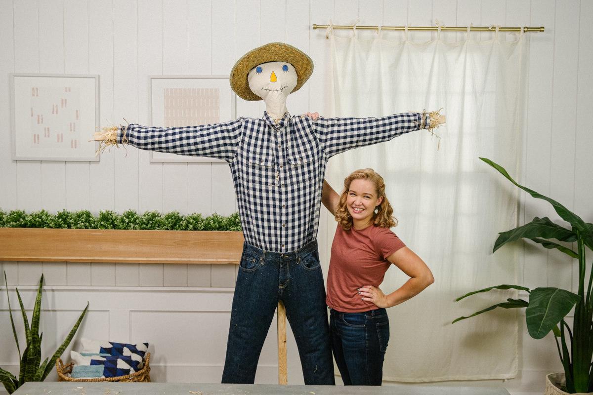 Dunn Diy Scarecrow 9001