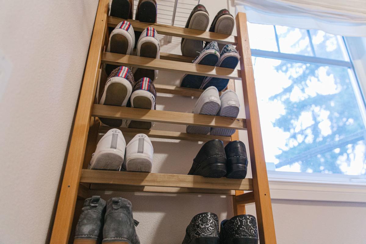Shoe Rack 60