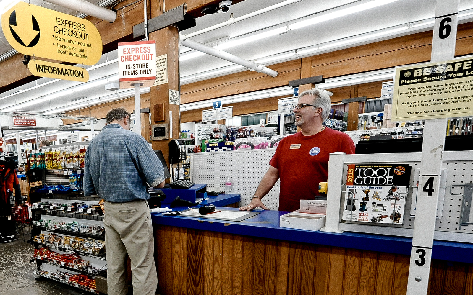Local hardware store navigating your local dunn lumber for Dunn lumber