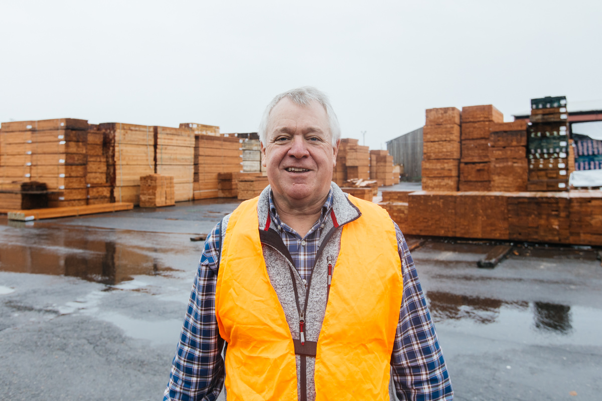 history of pressure-treated wood's chemical makeup