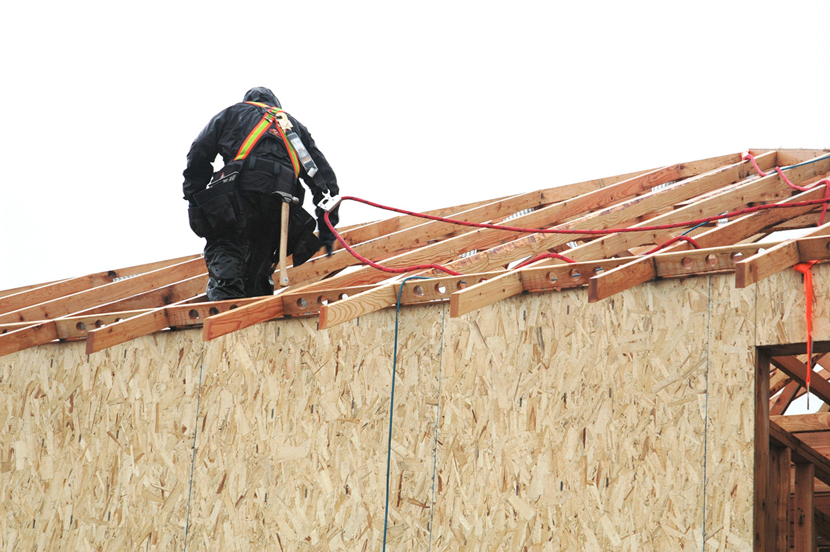 Dunn Lumber Fall Protection: Why Fall Protection is an Essential Part of Every Job Site Seattle WA 4