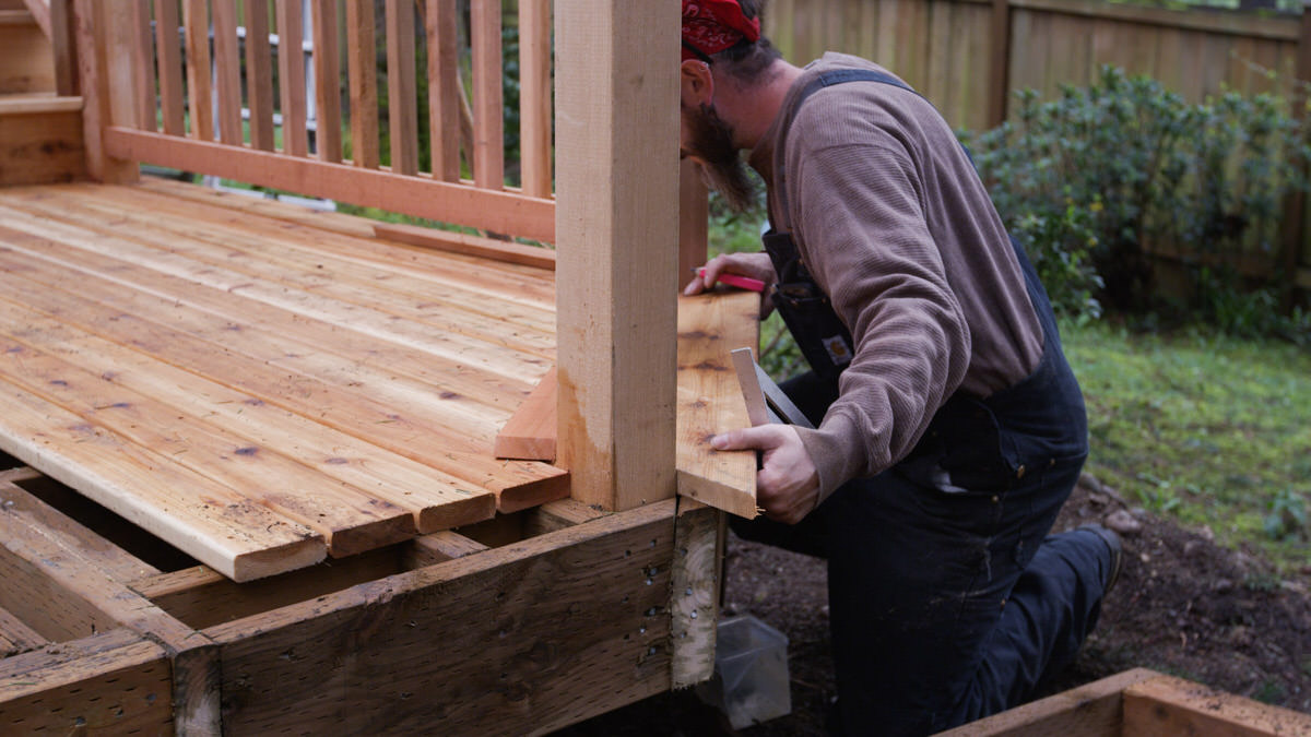 Dunn Lumber How to Plan for Building a Deck Seattle WA 1