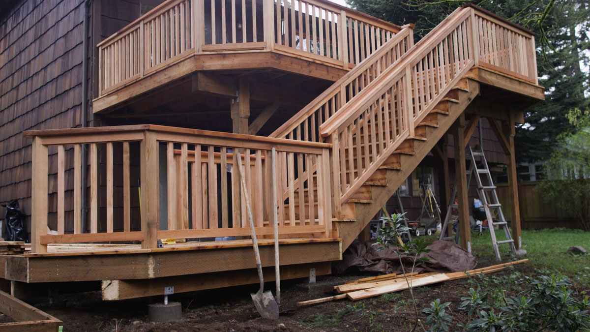 Dunn Lumber How to Plan for Building a Deck Seattle WA 3