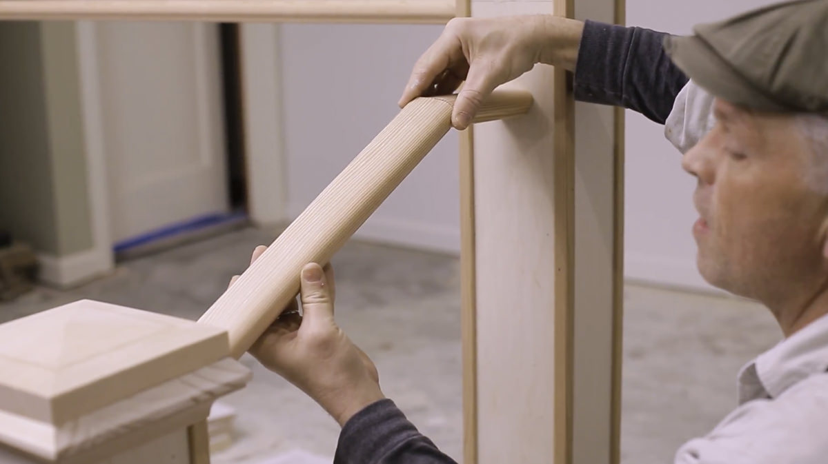 Dunn Lumber How to Install Custom Railing Millwork Seattle WA 3