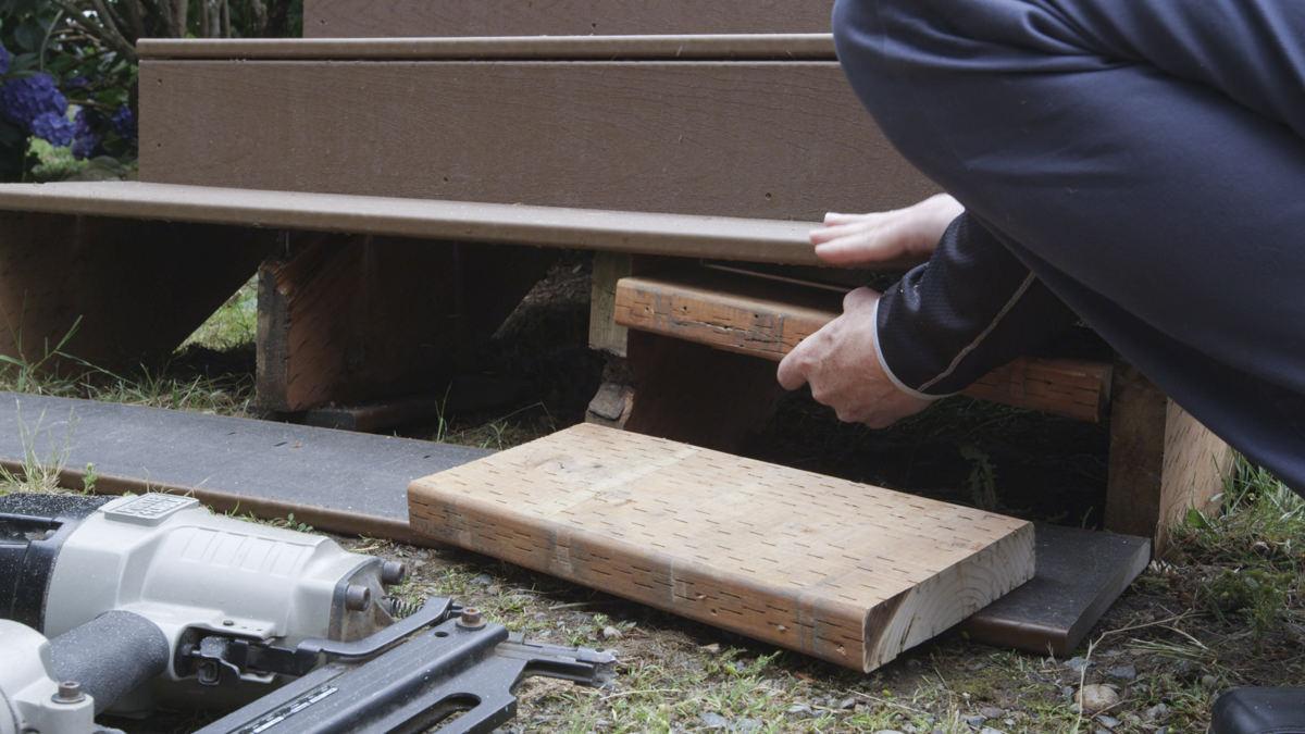 Azek Railing Installation   How To Install AZEK TimberTech ...