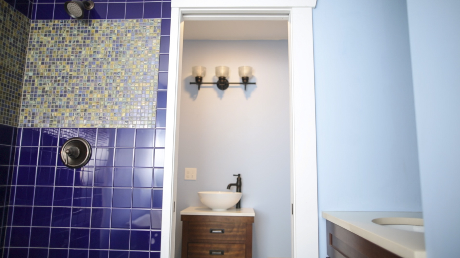 Bathroom remodel cost per square foot why it 39 s more to for Labor cost to remodel bathroom