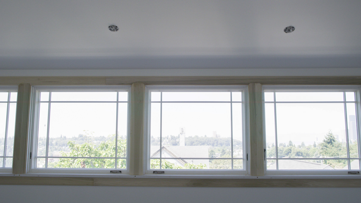 how to install millwork on windows in historic homes