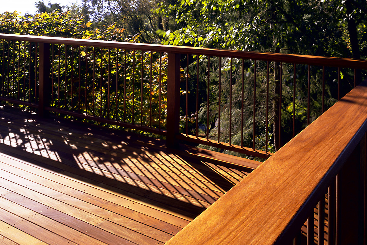 Dunn Lumber Staining or Restaining Your Deck and the Myth of Mill Glaze Seattle WA 1