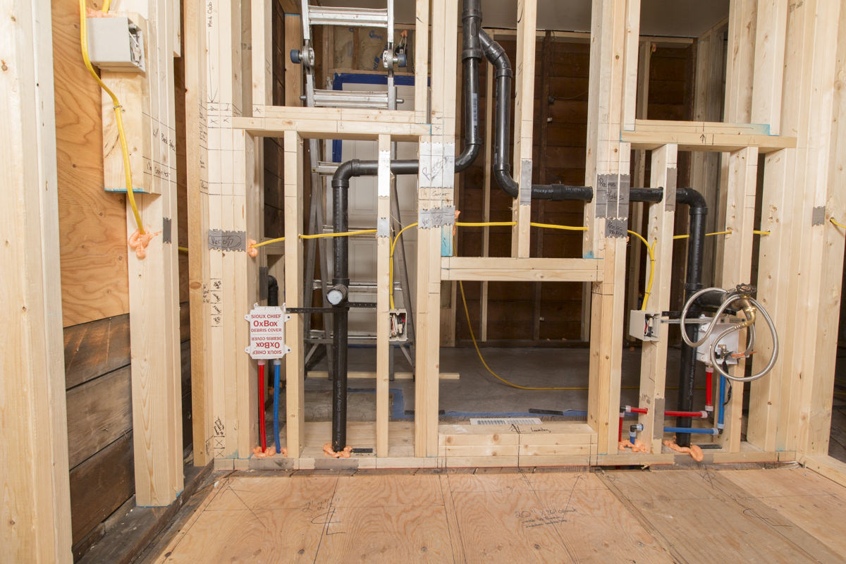 why fit and finish layout is important in a remodel project
