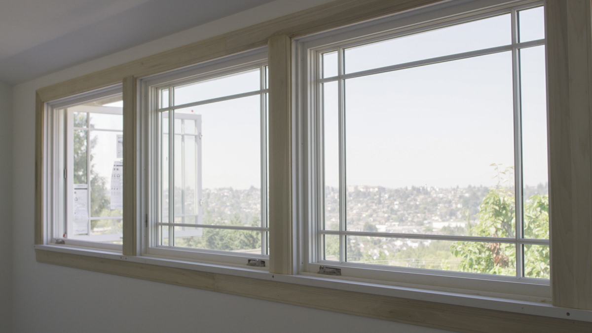 upgrade windows or add skylights