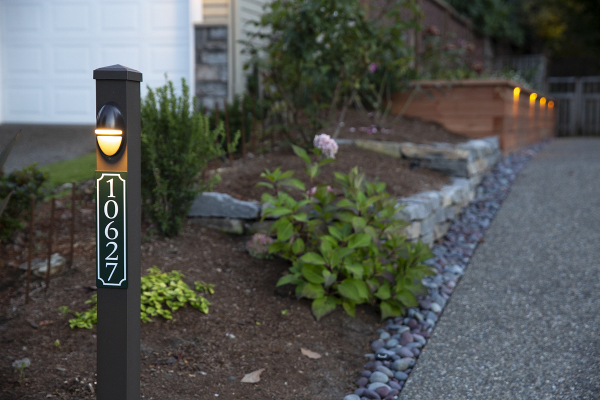 add outdoor lighting to your home