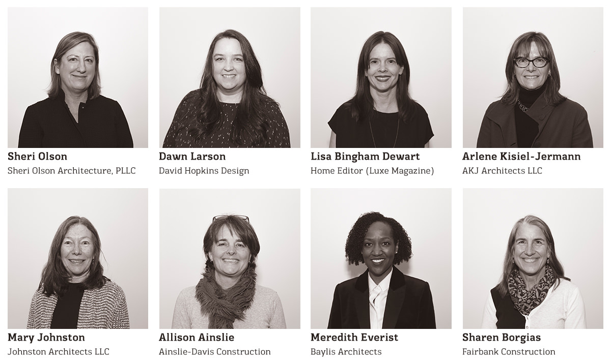 women architects and builders