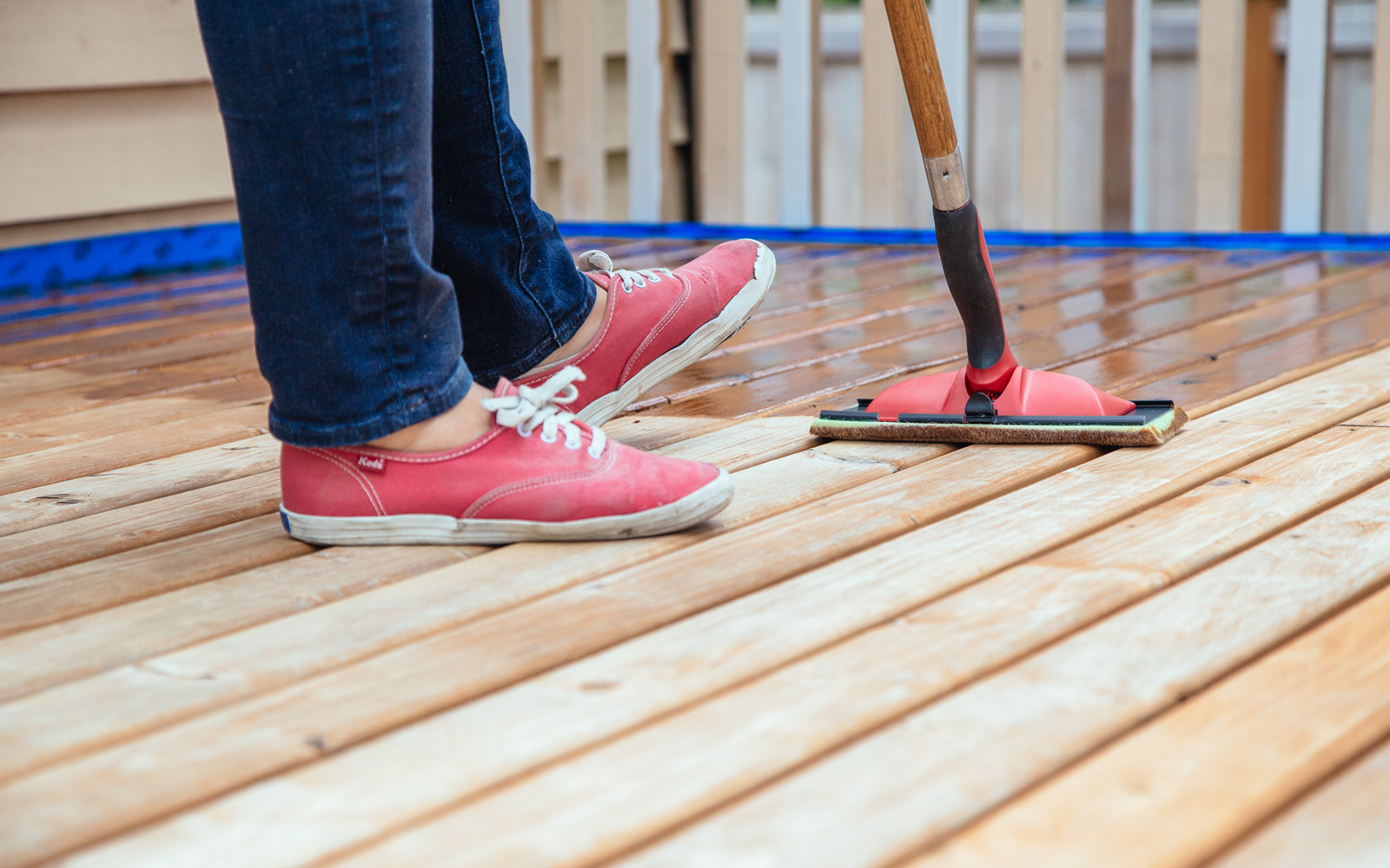 Staining or Restaining Your Deck Part 1: Timing and Tips for Best