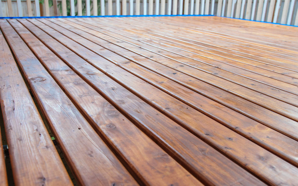 Protect Your Deck During Wet Weather Months