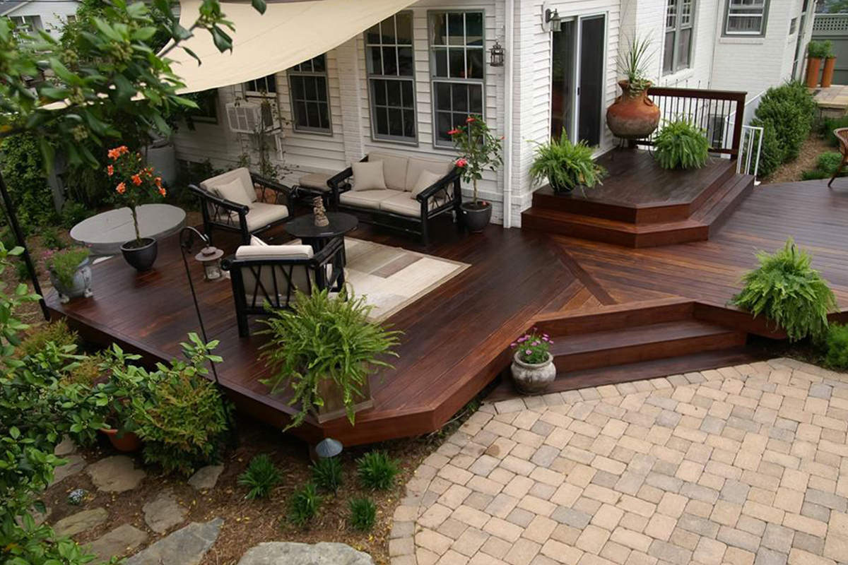 Dunn Solutions Staining Your Deck 2