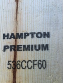 How To Read A Lumber Grade Stamp