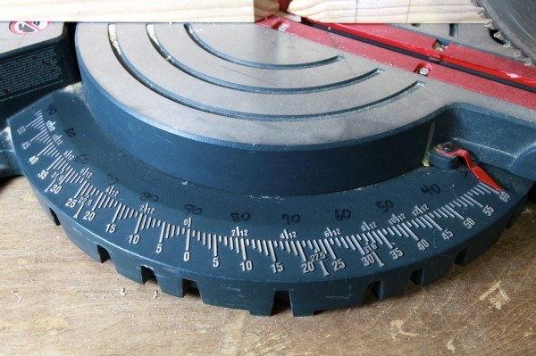 Miter Saws And Miter Angles
