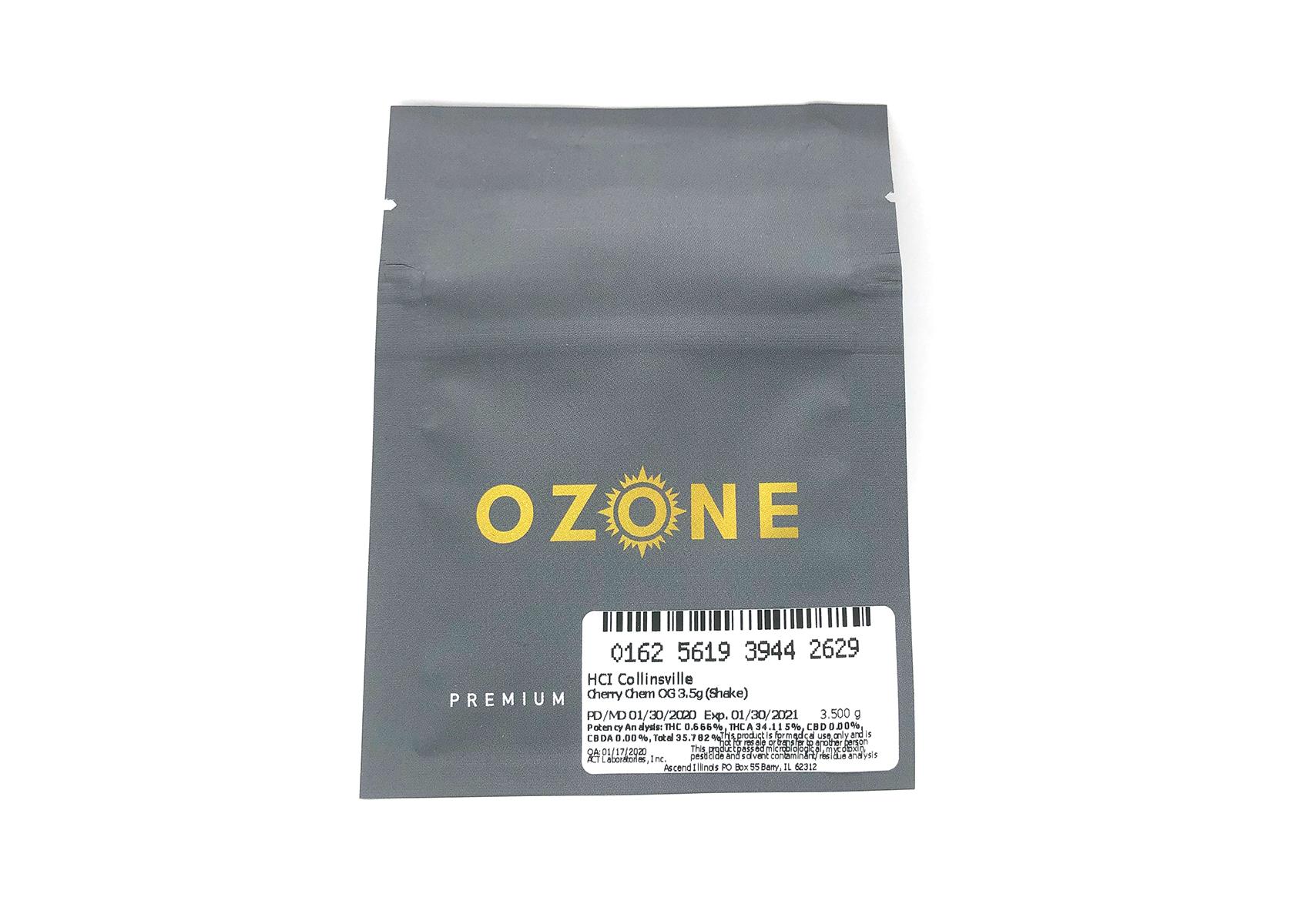Cherry Chem OG Shake   Ozone