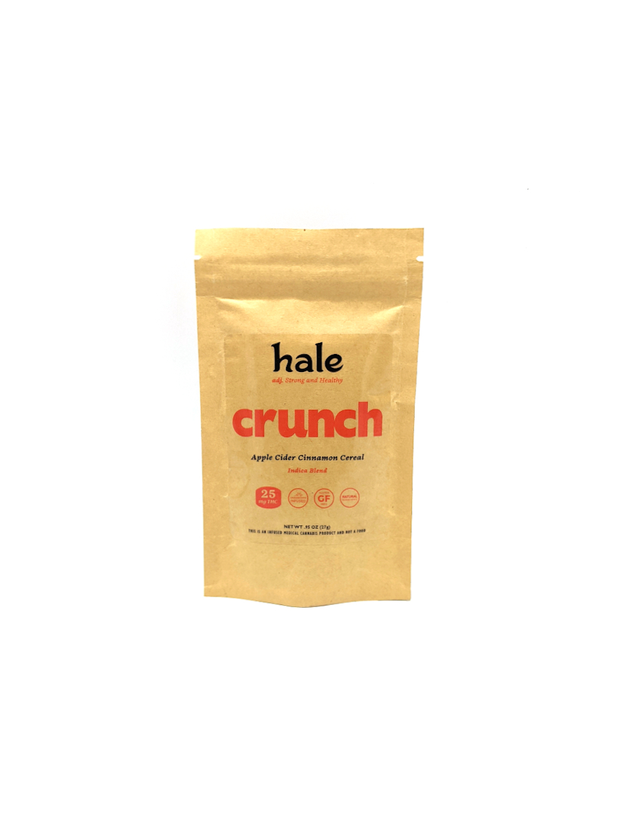 Apple Cider Cinnamon Cereal Crunch  | Grassroots Cannabis