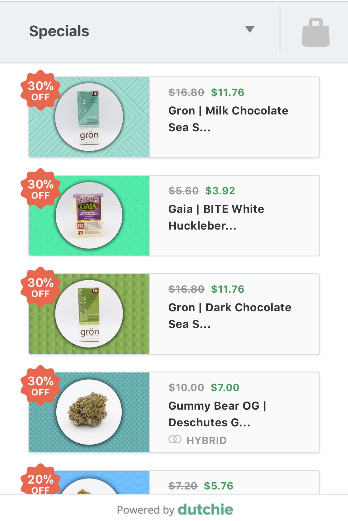 Amazon Organics - Eugene, OR | Marijuana Dispensary | Dutchie
