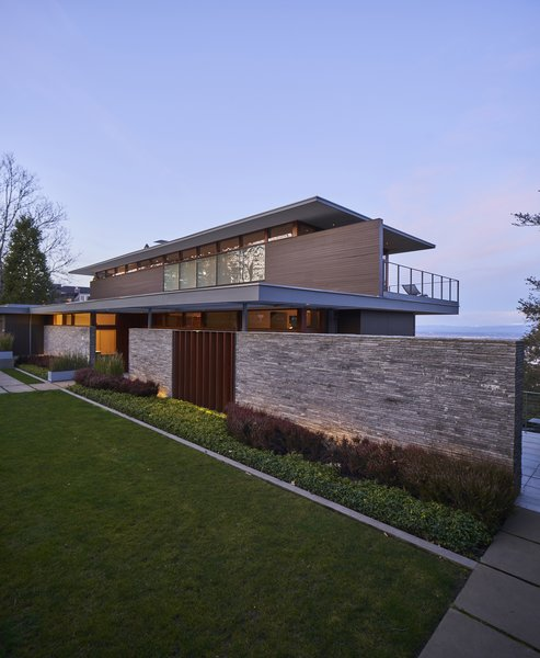 Before & After: It's Hard to Believe This Sleek Modernist Sanctuary Started as a 1950s Ranch House